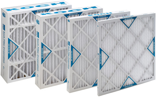 Koch Home Air Filters